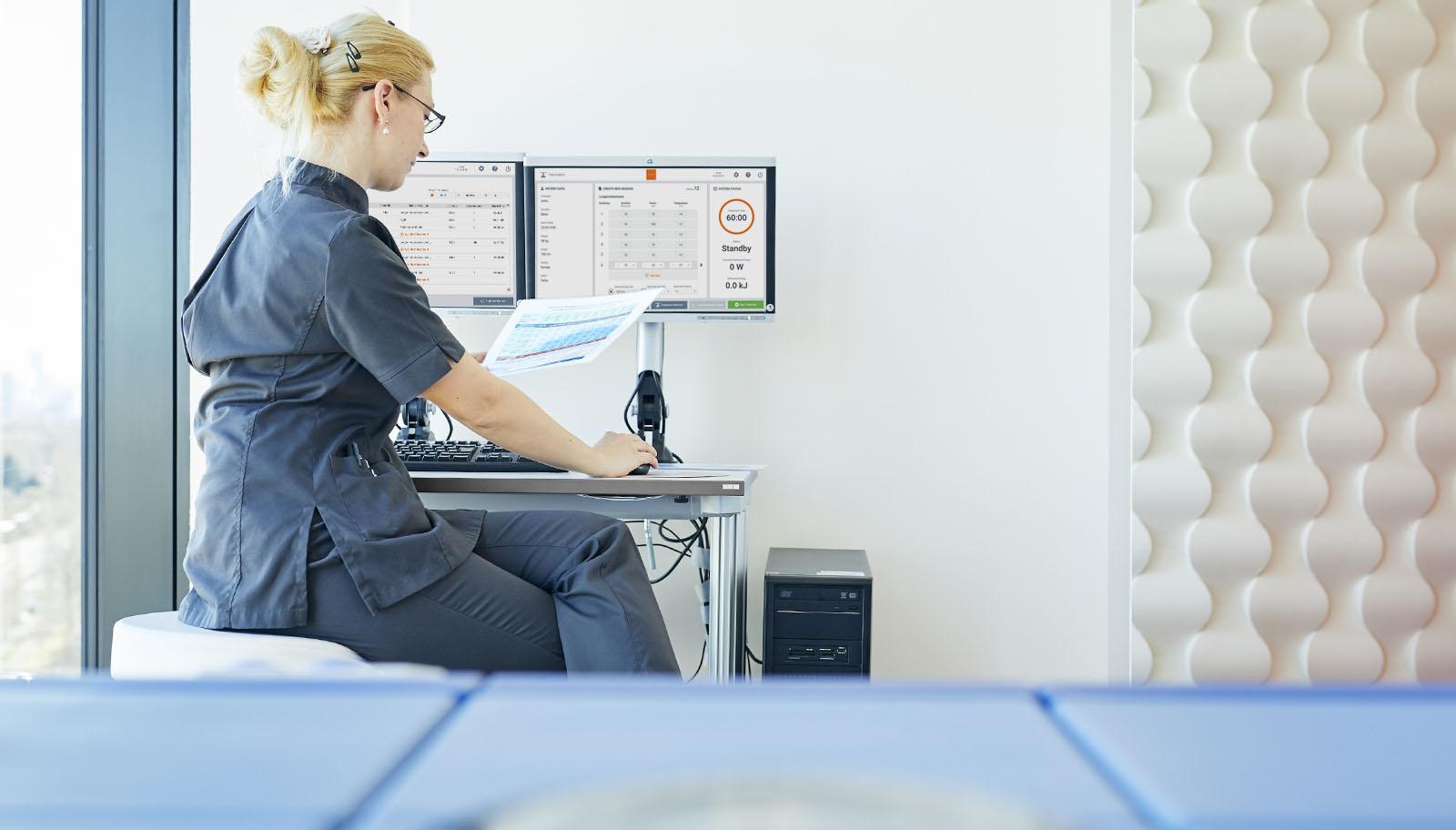 Η υπερθερμία είναι το ενισχυτικό της χημειοθεραπείας και της ακτινοβολίας.